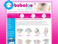Bubaloo - Screenshot - Homepage
