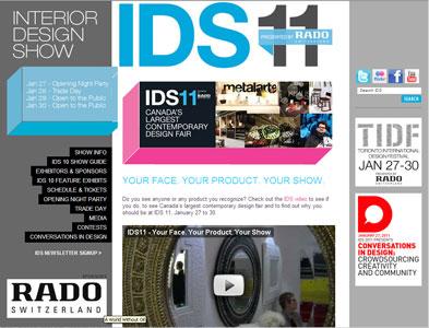 IDS10 - Screenshot - Homepage