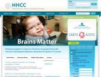 NHCC - Screenshot - Homepage